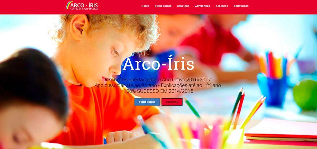 Arco Íris Estudo