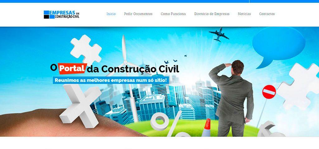 Empresas de Construção Civil