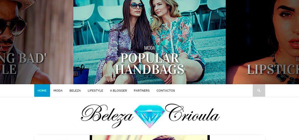 Blog Beleza Crioula
