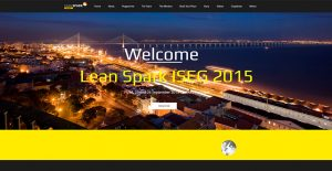 Lean Spark ISEG 2015