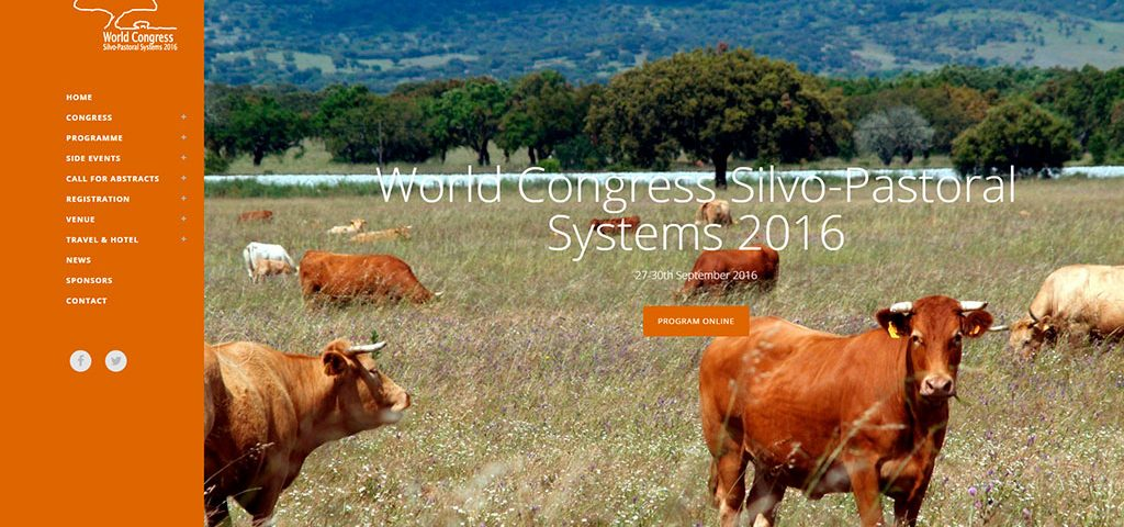 World Congress Silvo-Pastoral 2016