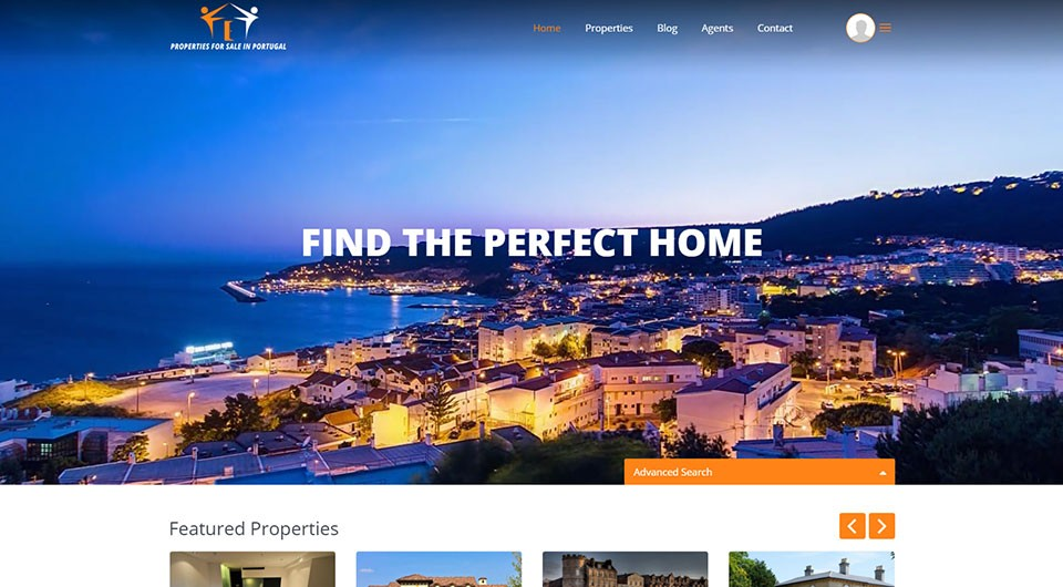 Properties for Sale in Portugal