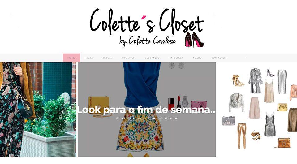 Blog Colette Closet