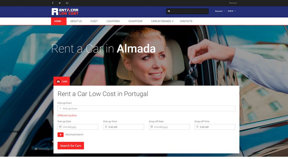 Rent a Car Low Cost