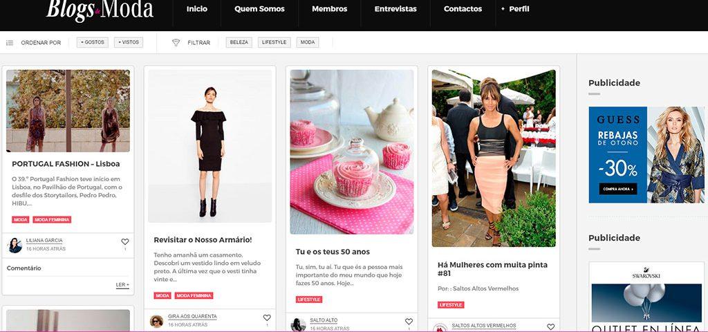 Blogs de Moda V4