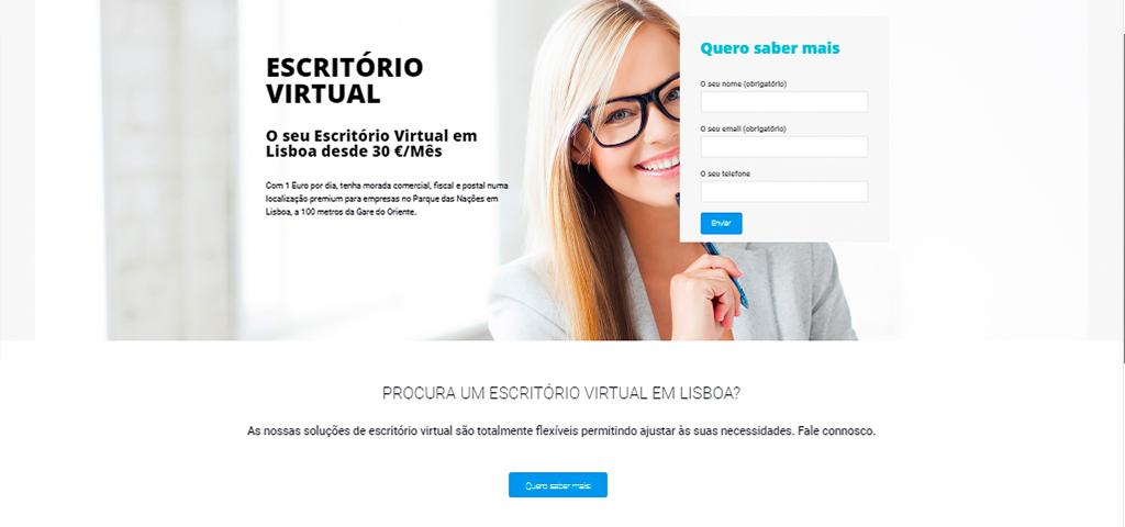 Escritorio Virtual Lisboa
