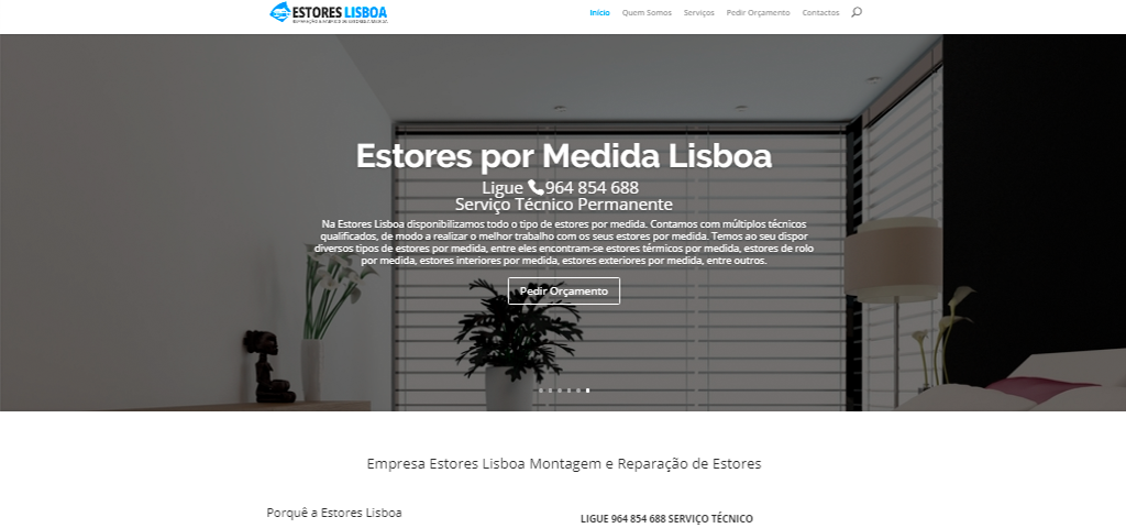 Estores Lisboa