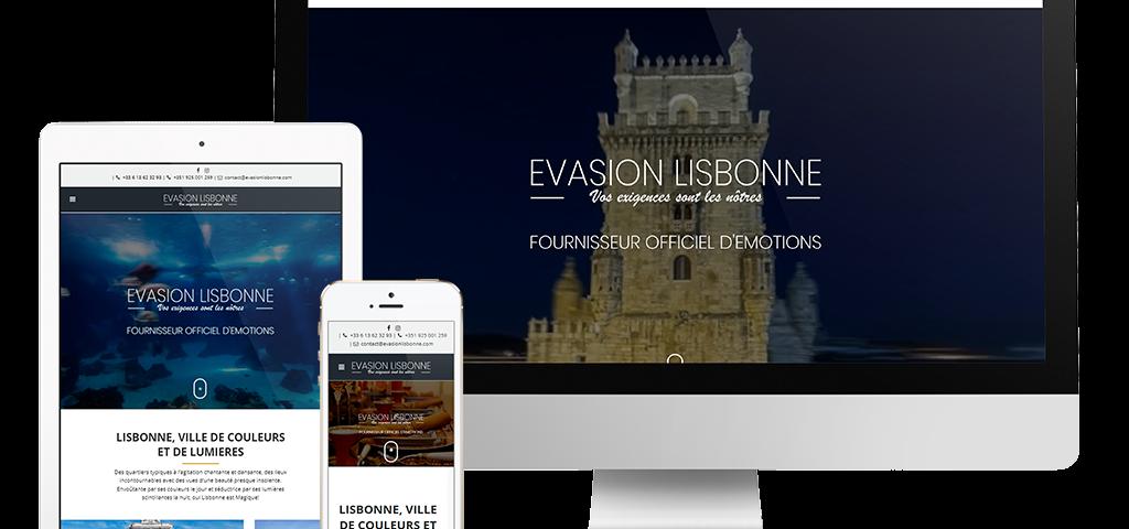Evasion Lisbonne